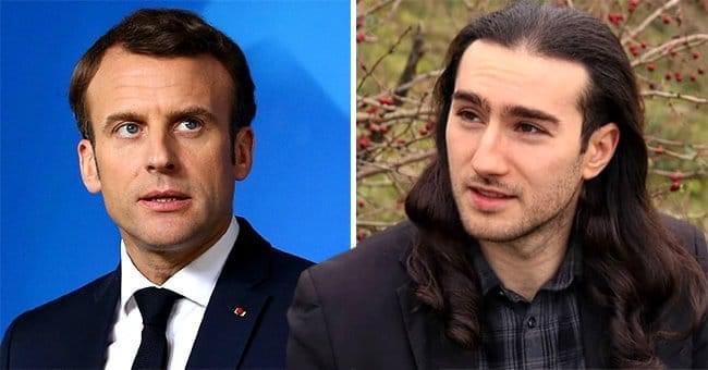 Gifle à Emmanuel Macron : l'agresseur condamné à 18 mois de prison
