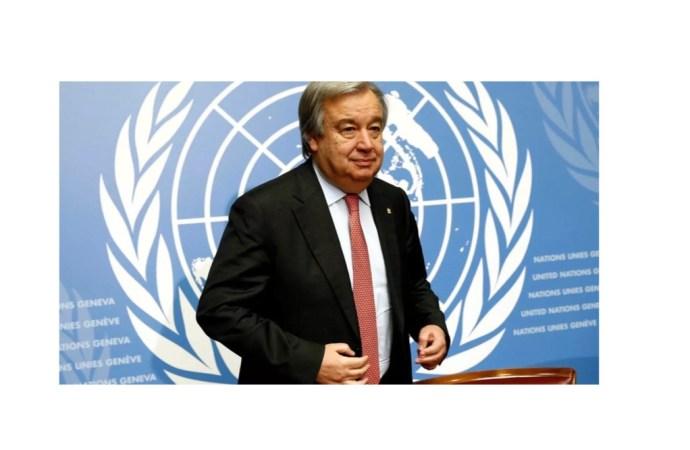 Antonio Guterres bénéficie d'un deuxième mandat à la tête de l'ONU