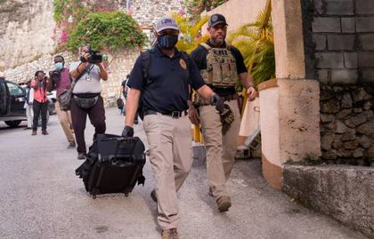 Assassinat du président Moïse : Le FBI trouve des indices au domicile du chef de l'Etat