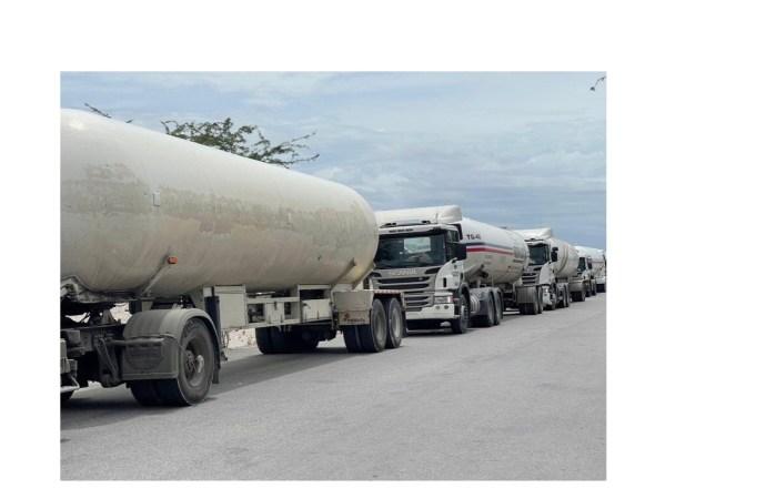 La République dominicaine autorise le passage de 20 réservoirs de gaz propane vers Haïti
