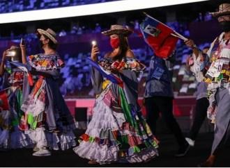 Jeux Olympiques 2021: Haïti 2ème équipe mieux habillée lors de la cérémonie d'ouverture