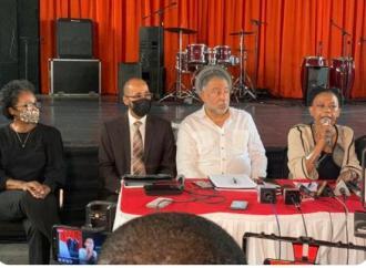 Des militants boycottent la 2e séance de travail des partis politiques et de la société civile