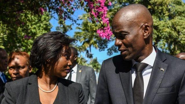 Funérailles de Jovenel Moïse : Martine Moïse refuse le soutient financier du gouvernement