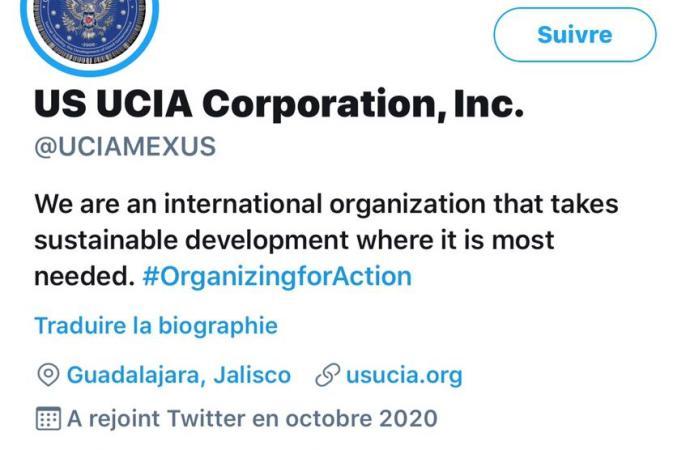 « US UCIA corporation, inc» un compte créé pour compromettre l'enquête sur l'assassinat de Jovenel Moïse?