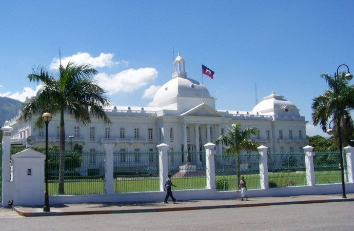 Le Palais  national exige la restitution des matériels mis à la disposition du cabinet présidentiel