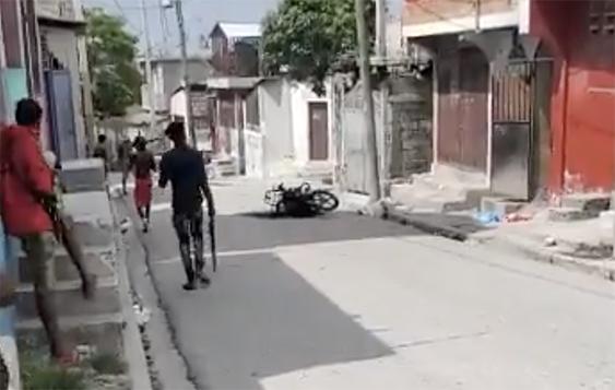 Insécurité à Martissant : les usagers de la route livrés à eux-mêmes