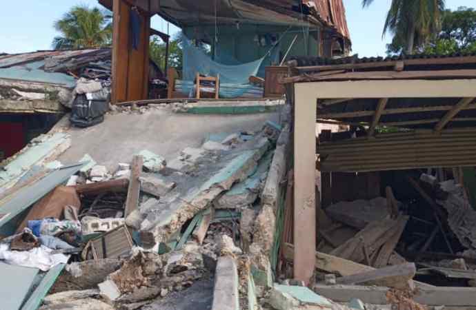Séisme en Haïti : le bilan s'alourdit, 227 morts recensés