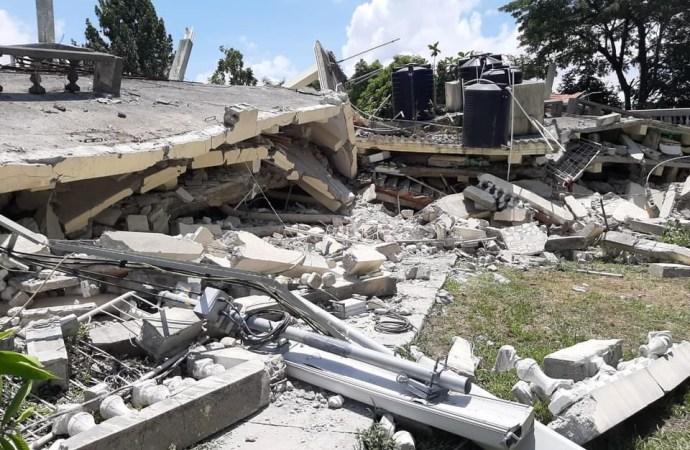 Séisme en Haïti : Plus de 1200 morts déjà enregistrés