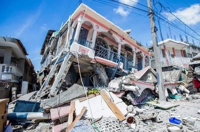 Séisme en Haïti : quand l'ONA porte assistance aux victimes
