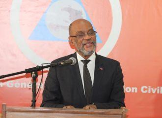 Ariel Henry lance le programme d'alerte d'urgence