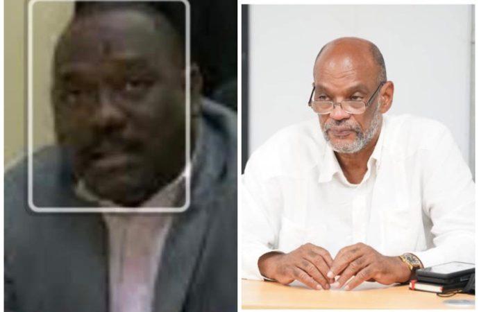 Révocation du Commissaire de gouvernement a.i de Port-au-Prince, Me Bed-Ford Claude