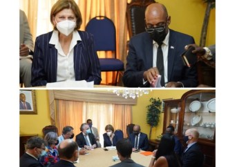 La communauté internationale renouvelle son support à Ariel Henry