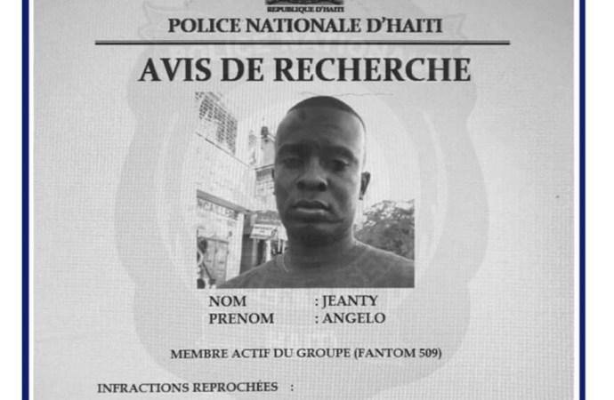 Arrestation du présumé auteur de l'assassinat du policier Pierre Richard Mystal