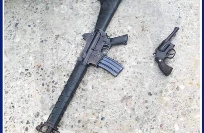 Dame-Marie : deux armes à feu saisies, six individus blessés mortellement par la PNH