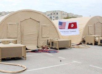 Covid-19 : Le gouvernement américain fait don de quatre hôpitaux de campagne à Haïti