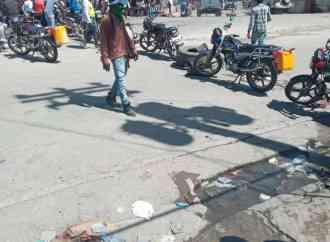 Mouvement de protestation contre la rareté de carburant