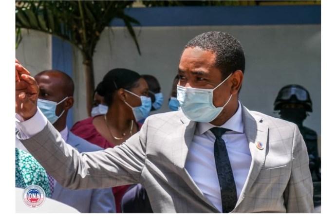 Actes de vandalisme perpétrés contre le bureau central de l'ONA, Jemley Marc Jean Baptiste condamne