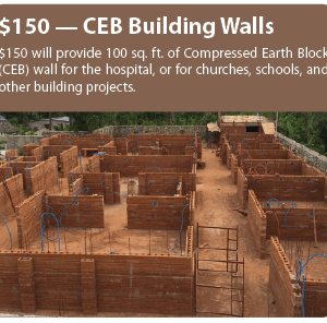CEB Building Walls