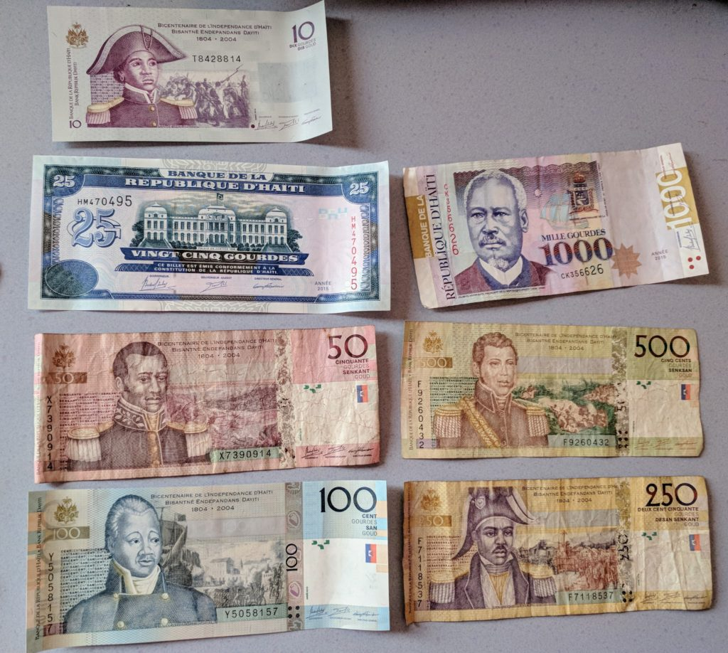Video Lesson Haitian Money Photos And Audio