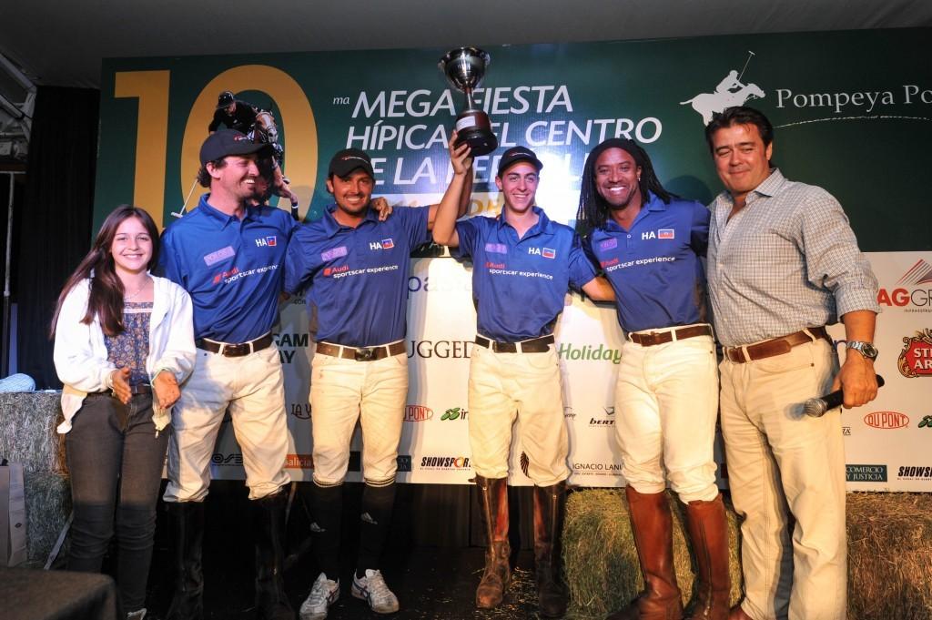 Haiti Polo Team Wins South American Polo Championship