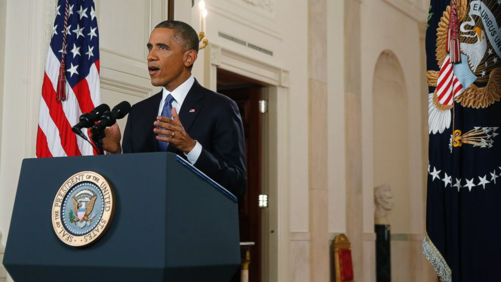 Transcript: President Obama's Immigration Speech