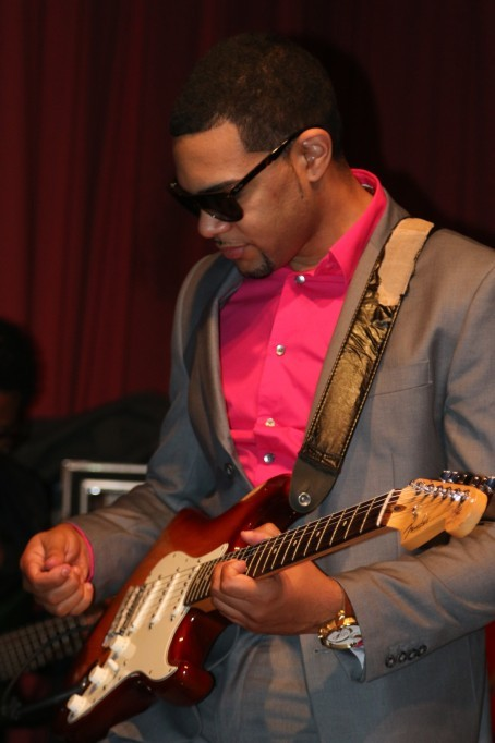 "Rhythm Guitarist: Kevin ""BelKod"" Gaippe , KLASS"