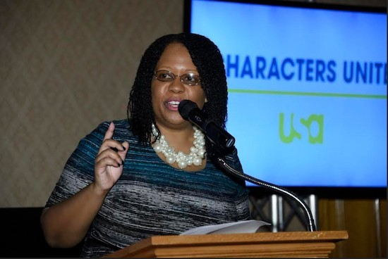 Haitian Brooklyn Community Leader Wins USA Network Characters Unite Award