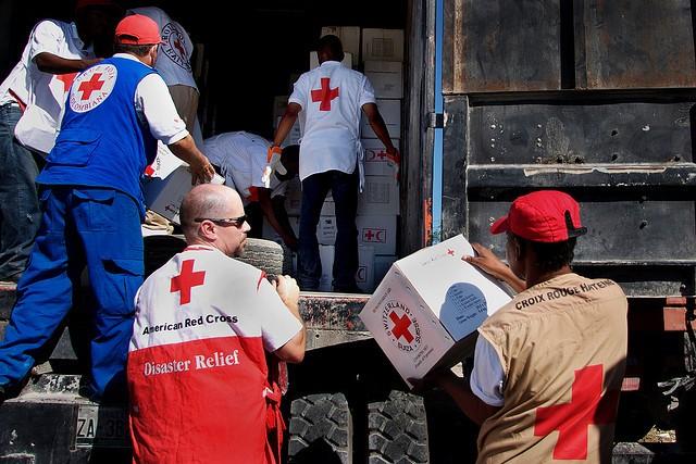 American Red Cross Issues Five-Year Update on Haiti Earthquake Work