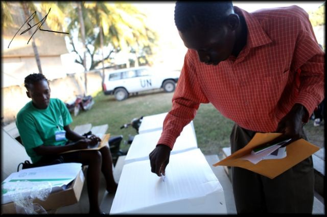 Haiti Progresses Toward Organizing Crucial Elections