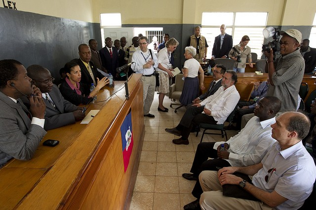 UN Security Council Heading to Haiti to Press for Elections