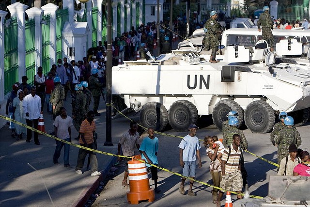 UN Peacekeepers Sexually Abused Hundreds In Haiti In Exchange For Food And Medicine, Report Says