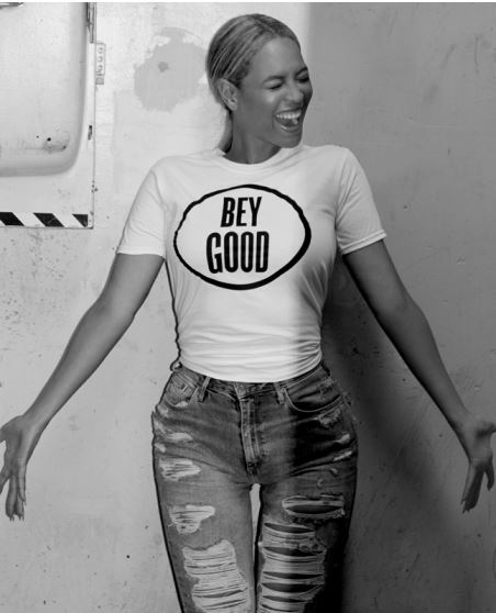 Beyonce BeyGood Shirts Support Pediatric Care in Haiti