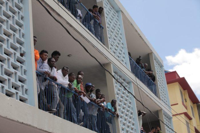 2015 Legislative Elections in Haiti: Déjà-Vu All over Again