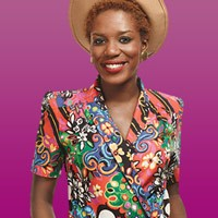 Project Runway's Haitian Designer, Merline Labissiere, Makes Top 6!