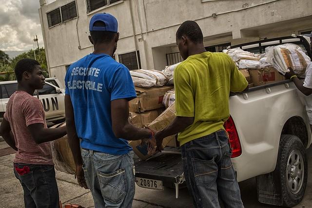"Haiti needs a ""System Change"""
