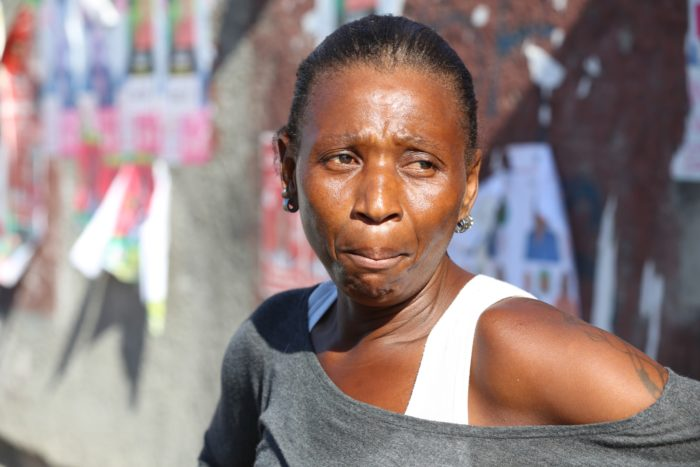 Attacking domestic violence in the Haitian community