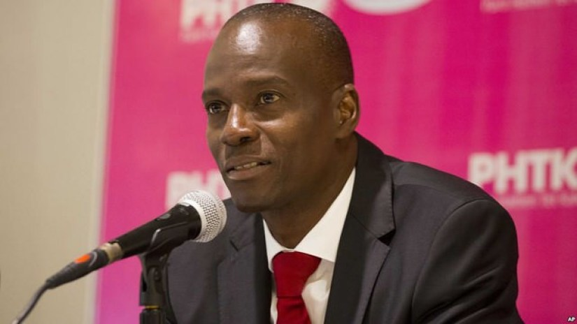 Jovenel Moise / Photo Credit: Yoani Sánchez