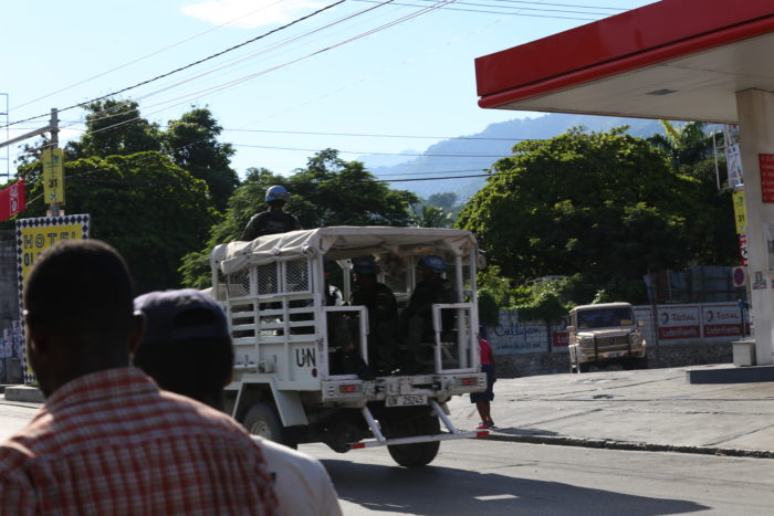 UN Mission Leaves Haiti with Success and Serious Controversy
