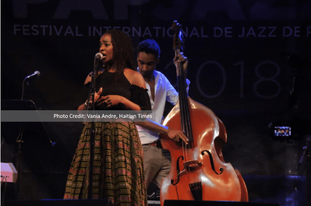 Haiti papjazz, international music