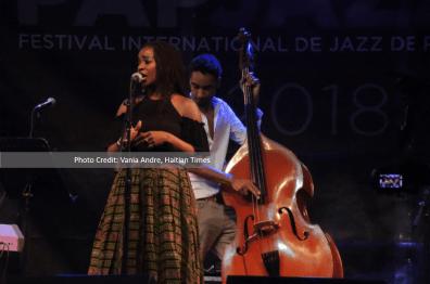 Loide Jorge & Jazz Trio. 12th Annual PAP Jazz Festival