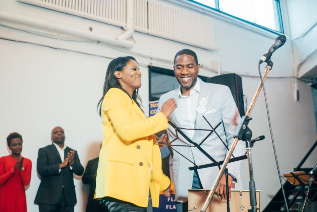 Haitian Times Editor Honored At Haitian Flag Day Celebration