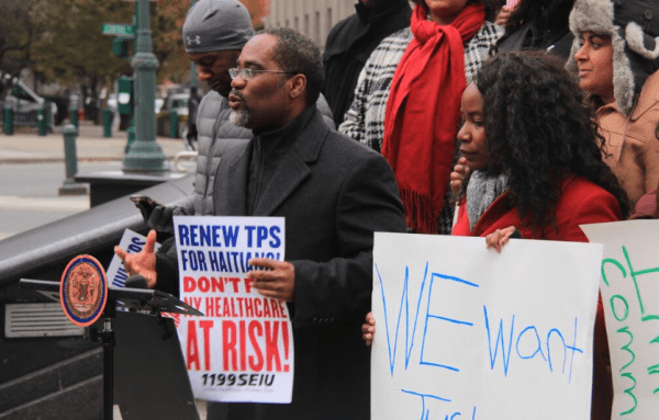 TPS for Haitians extended to fall of 2021