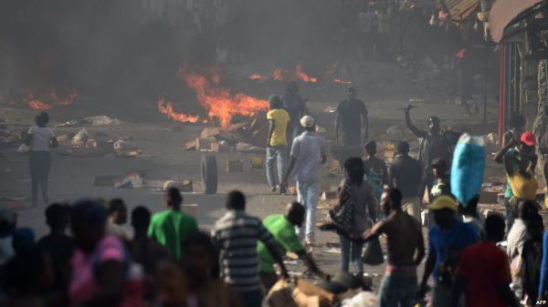 Analysis: Workings Behind Haiti Gas Increase Revolt