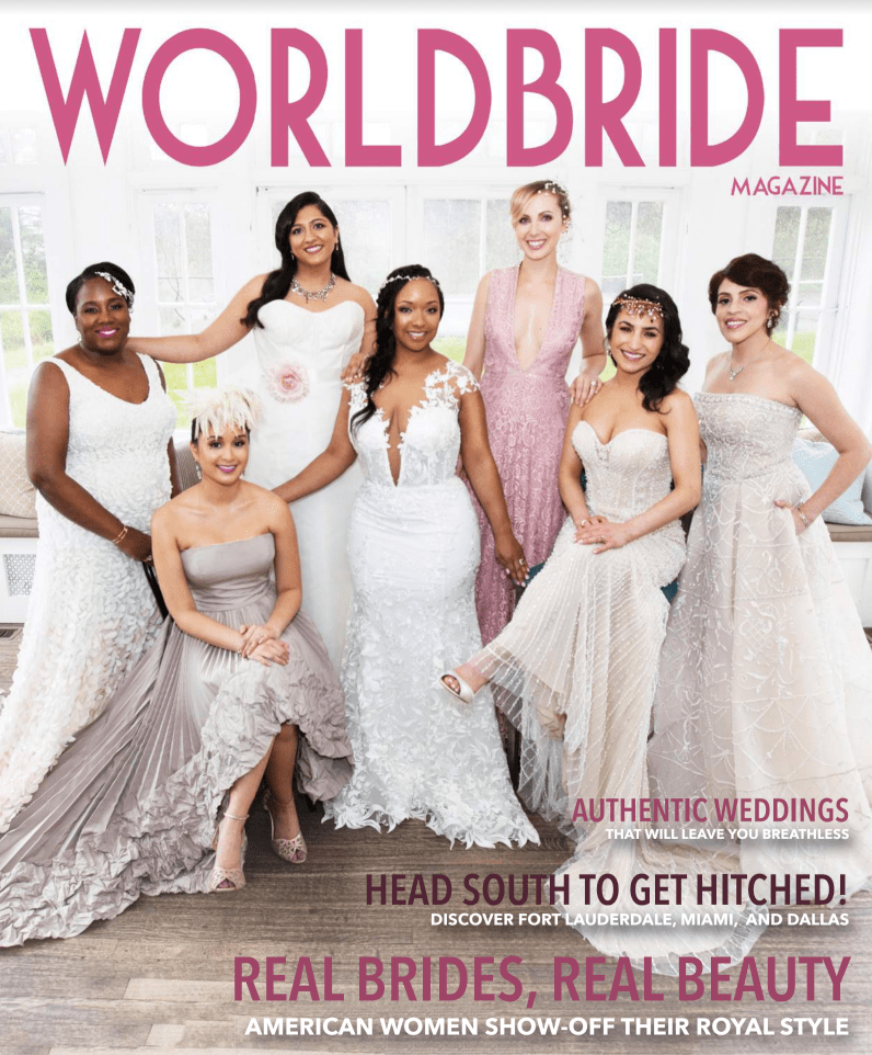 Haitians In America: Editorial Director Highlights Diversity in Bridal Fashion
