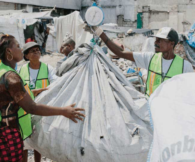 How IBM and Plastic Bank Are Using Blockchain to Boost Recycling in Haiti