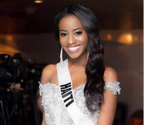 Miss Haiti: An advocate for the children