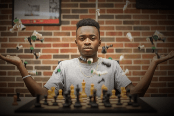 Haitians in America: Young Haitian American Speaks on Being a Chess Master