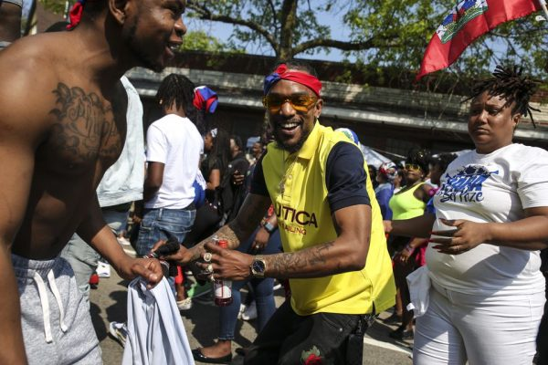 Crowds celebrate Haitian culture at annual parade