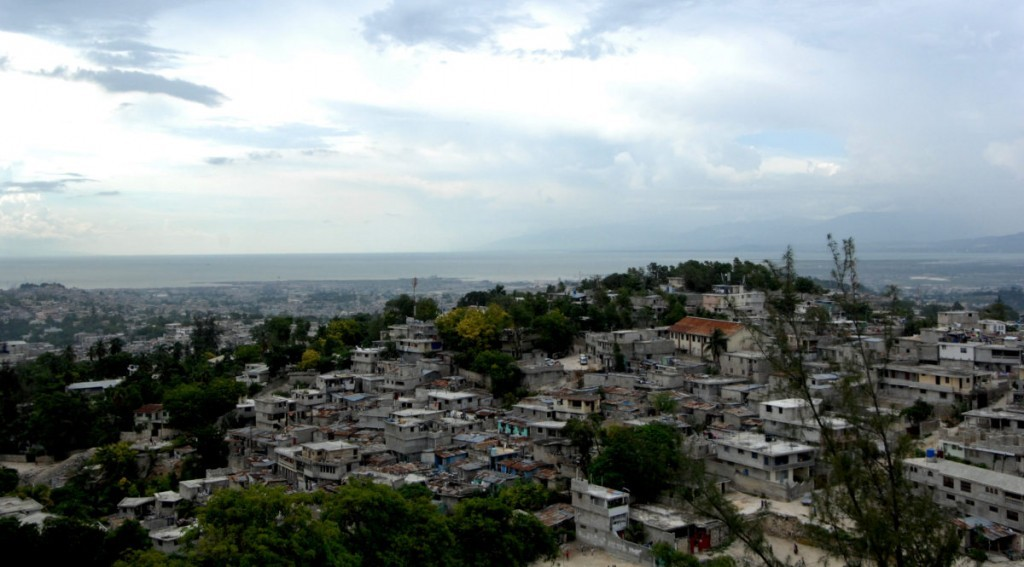 Haiti Economy Experiences Negative Growth for First Time Since Earthquake