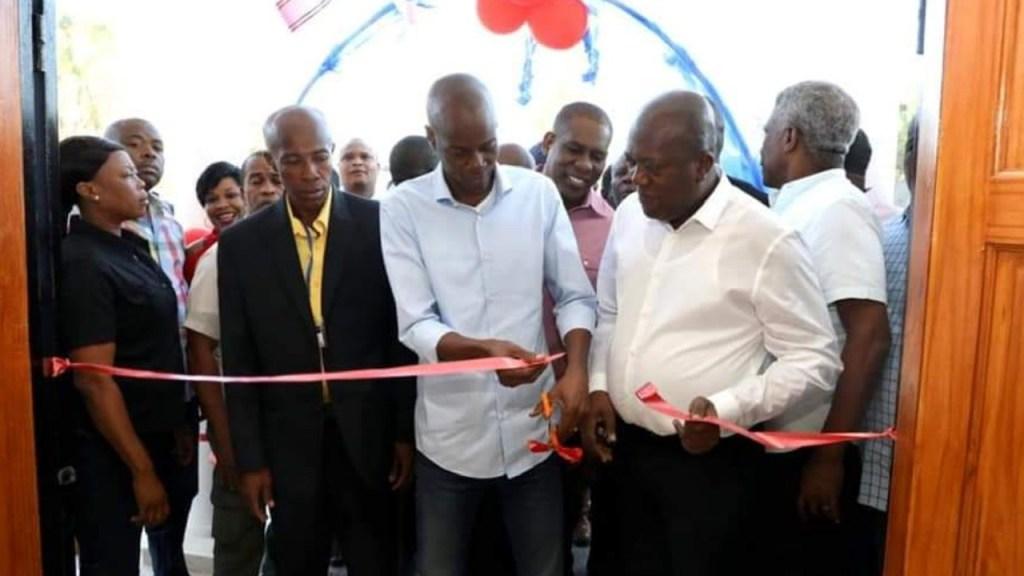 Maïssade has a new administrative complex